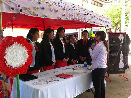 XIII Feria de emprendimiento en regional Zacatecoluca