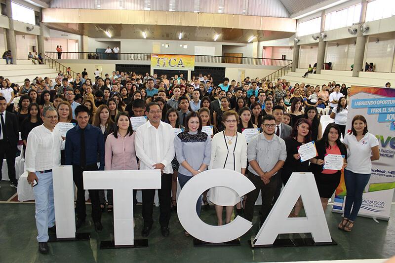 CLAUSURA DE DIPLOMADOS EN FORMACIÓN TÉCNICA, BAJO EL PROGRAMA JOVENES CON TODO