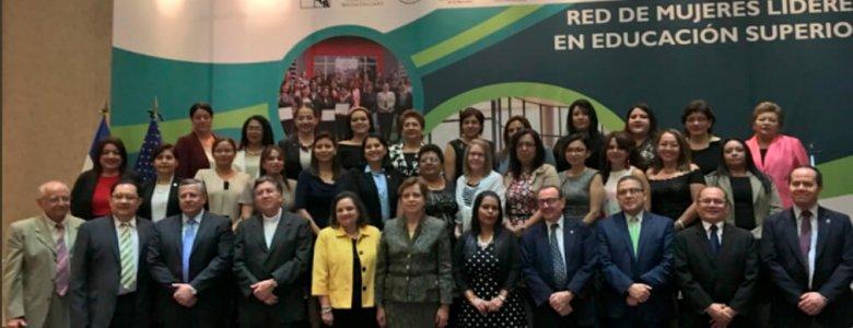 ITCA FORMA PARTE DE LA RED DE MUJERES LiDERES EN EDUCACIoN SUPERIOR