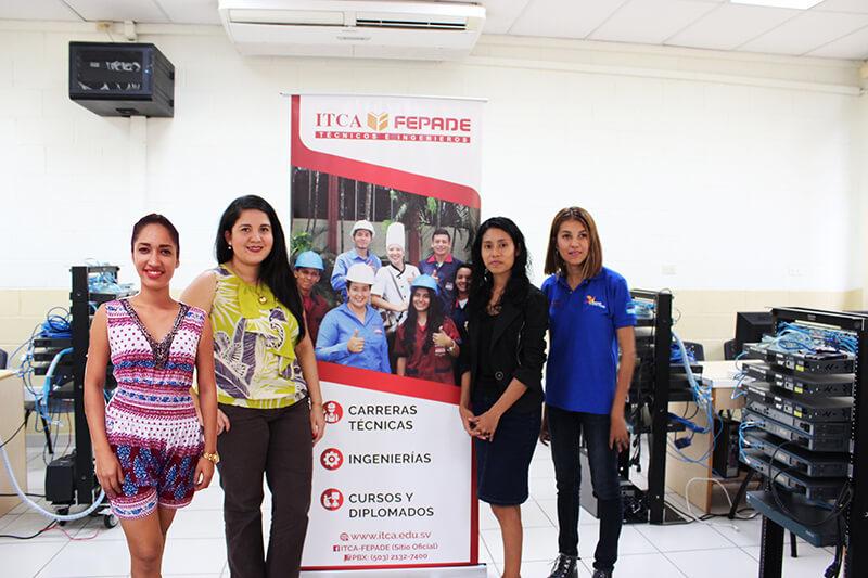PARTICIPAREMOS EN LA PRIMERA HACKATÓN FEMENINA DE CENTROAMÉRICA, EN COSTA RICA