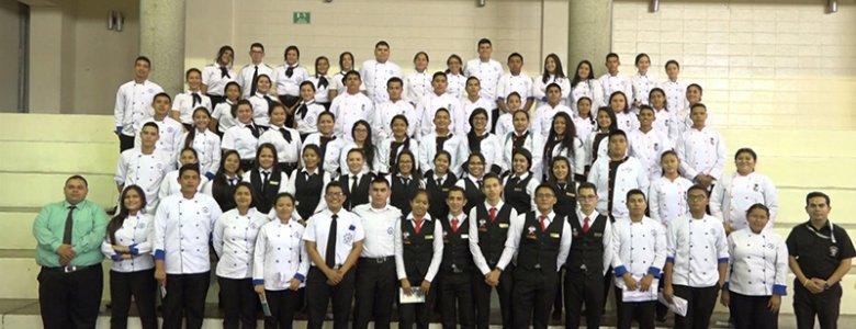 NOS VISITARON 71 ESTUDIANTES DEL INSTITUTO TeCNICO DE EXALUMNOS SALESIANOS EXAL (4)