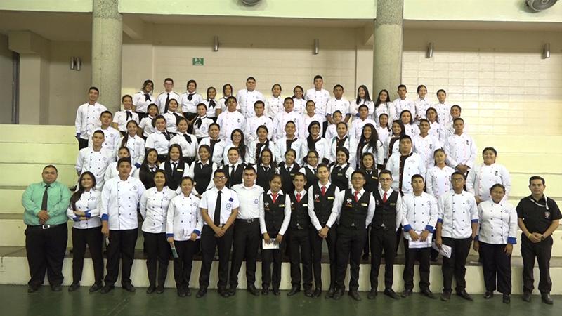 NOS VISITARON 71 ESTUDIANTES DEL INSTITUTO TÉCNICO DE EXALUMNOS SALESIANOS EXAL
