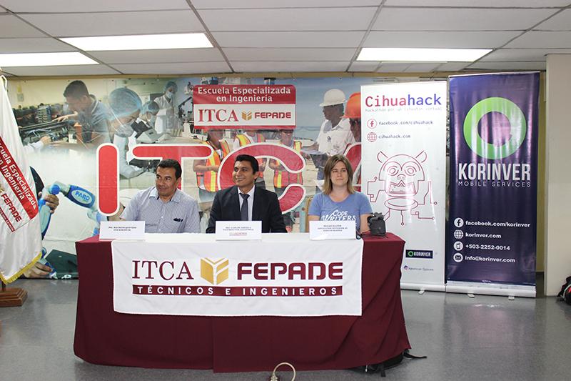 CHARLA SOBRE REALIDAD VIRTUAL AUMENTADA E INVITACIÓN A FORMAR PARTE DEL HACKATHON CIHUAHACK 2018