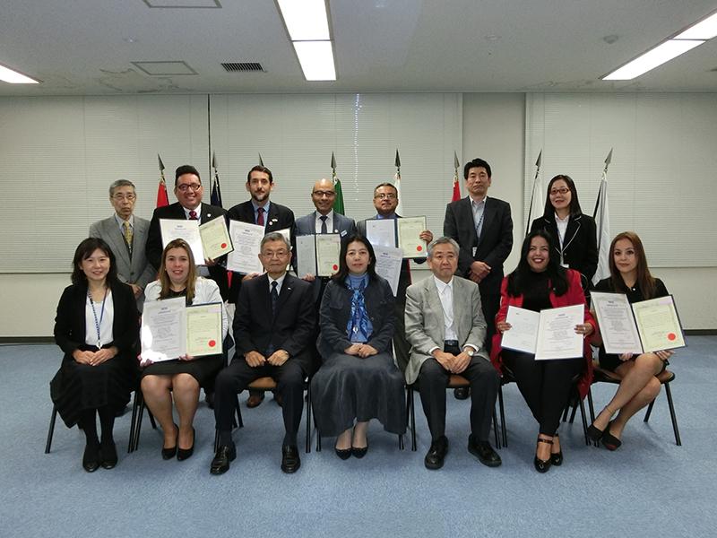 EL LIC. MARIO VÁSQUEZ VIAJÓ A JAPÓN, PARA CONOCER CÓMO MEJORAR LA GESTIÓN DE LAS CAPACITACIONES EN LAS INSTITUCIONES DE FORMACION PROFESIONAL