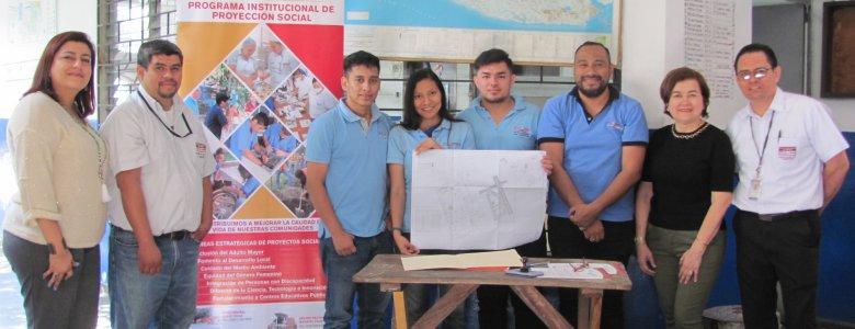 Diseno de documentos tecnicos de Ingenier+¡a Civil y Arquitectura para la gestion de fondos de cooperacion del Centro Escolar Marcelino Garcia Flamenco de Santa Tecla (2)