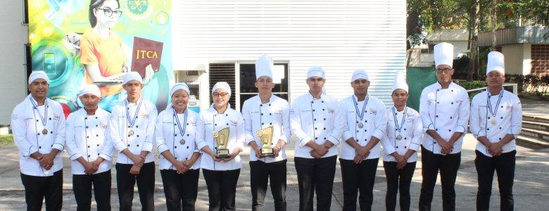 Ganamos 7 premios en el 10 Festival Gourmet (1)