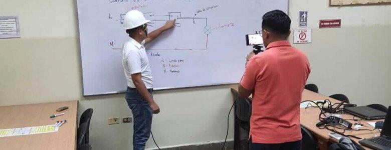 DISEÑO Y ELABORACIÓN DE MATERIAL DIDÁCTICO MULTIMEDIA PARA LA ENSEÑANZA EN EL ÁREA DE ELECTRICIDAD